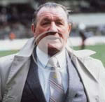 After 44 years as a player, coach and manager of Liverpool, Bob Paisley retired.
